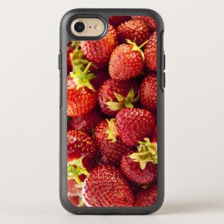 Fresh Strawberries Pattern OtterBox Symmetry iPhone 8/7 Case