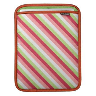 Fresh Stripes Rickshaw iPad Sleeve