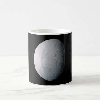 Fresh Tiger Stripes on Enceladus Mug