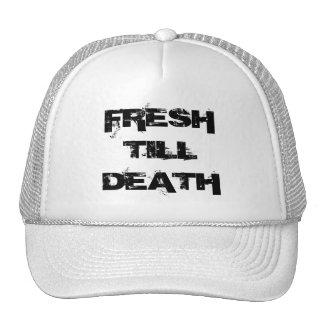 FRESH TILL DEATH TRUCKER HATS