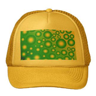 Fresh tropical bubbles trucker hat