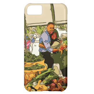 Fresh Veggies at the Farmers Market iPhone 5C Cases