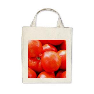 Fresh Veggies - Tomato Tote Bag