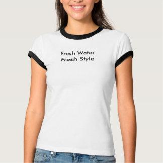Fresh Water, Fresh Style - Women's T-Shirt
