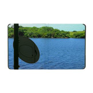 Fresh Water Pond Block Island iPad Cases