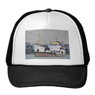 Fresh Water Tanker Trucker Hats