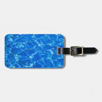 Fresh Water - Version Three of Three Luggage Tag