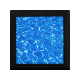 Fresh Water - Version Two of Three Small Square Gift Box