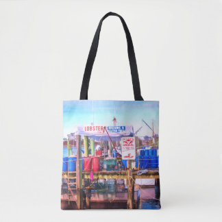Freshest Seafood Tote Bag