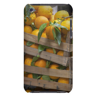 freshly picked oranges iPod touch Case-Mate case