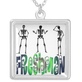 Freshman - Skeletons Necklace