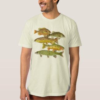 Freshwater Fish Apparel T-Shirt