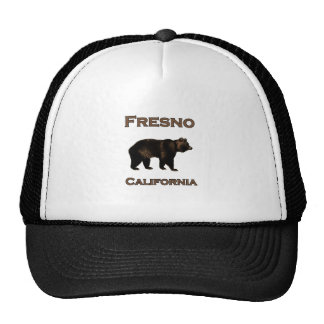 Fresno California Bear Cap