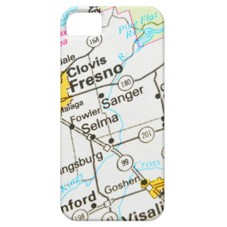 Fresno, California Case For The iPhone 5