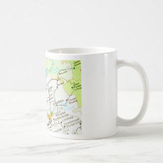 Fresno, California Coffee Mug