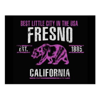 Fresno Postcard