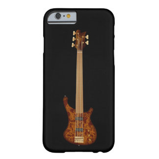Fretless 5 String Bass Guitar Barely There iPhone 6 Case