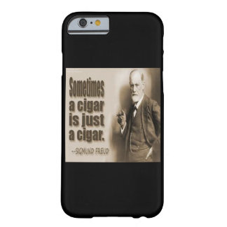 Freud And Famous Cigar Quote iPhone 6 Case
