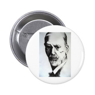 Freud Pinback Buttons
