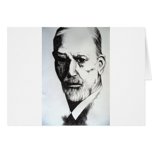 Freud Greeting Cards