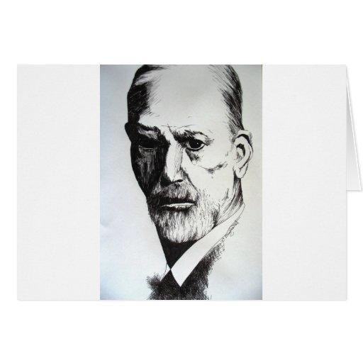 Freud Greeting Cards