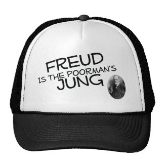 Freud Is The Poorman's Jung Cap