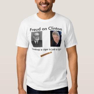 Freud on Clinton Tee Shirt
