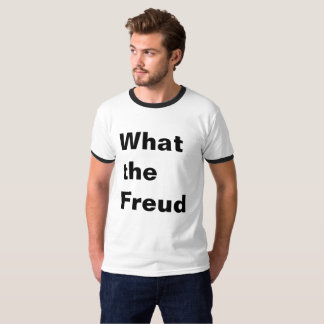 Freud Questions T-Shirt