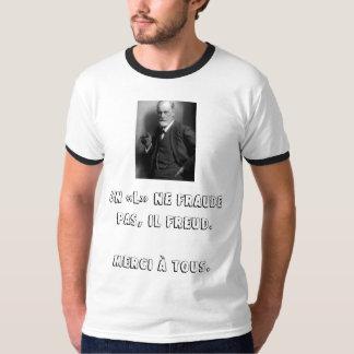 Freud word games tee shirt