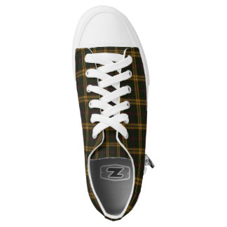Frew (Hunting) Tartan Low top shoes