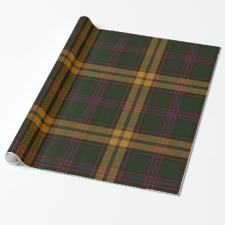 Frew (Hunting) Tartan Wrapping Paper