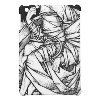 Frey seated on the throne of Odin iPad Mini Cases