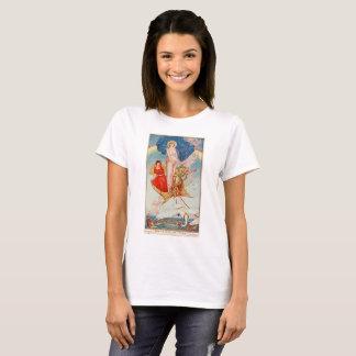 Freya Goddess Feminist T-Shirt