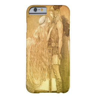Freyja and Svipdag by John Bauer 1911 Barely There iPhone 6 Case