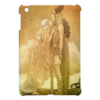 Freyja and Svipdag by John Bauer 1911 iPad Mini Cover
