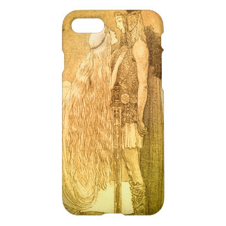 Freyja and Svipdag by John Bauer 1911 iPhone 7 Case