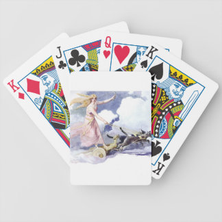 Freyja Bicycle Playing Cards