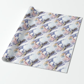 Freyja Wrapping Paper