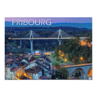 Fribourg, Switzerland Card