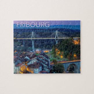 Fribourg, Switzerland Jigsaw Puzzle