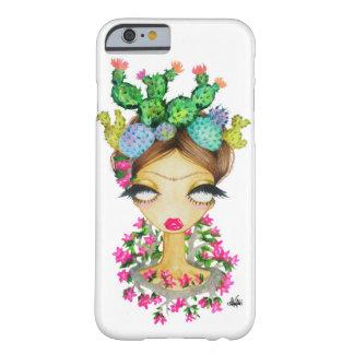 Frida Cacti iPhone 6 Case