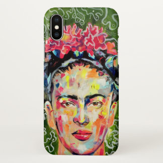 Frida iPhone X Case
