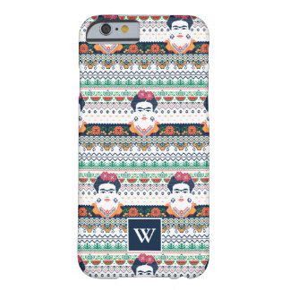 Frida Kahlo   Aztec Barely There iPhone 6 Case