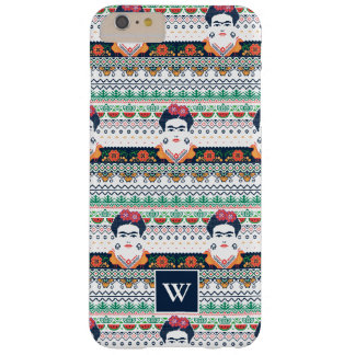 Frida Kahlo | Aztec Barely There iPhone 6 Plus Case