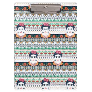 Frida Kahlo | Aztec Clipboard