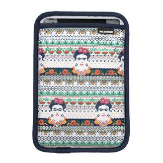 Frida Kahlo   Aztec iPad Mini Sleeve