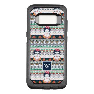 Frida Kahlo   Aztec OtterBox Commuter Samsung Galaxy S8 Case
