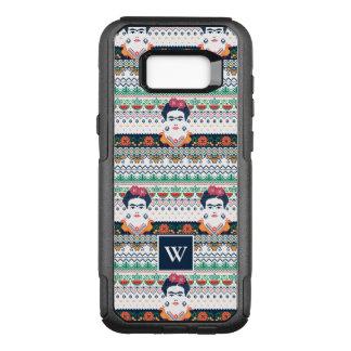 Frida Kahlo   Aztec OtterBox Commuter Samsung Galaxy S8+ Case