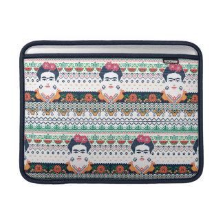 Frida Kahlo | Aztec Sleeve For MacBook Air