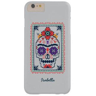 Frida Kahlo | Calavera Barely There iPhone 6 Plus Case